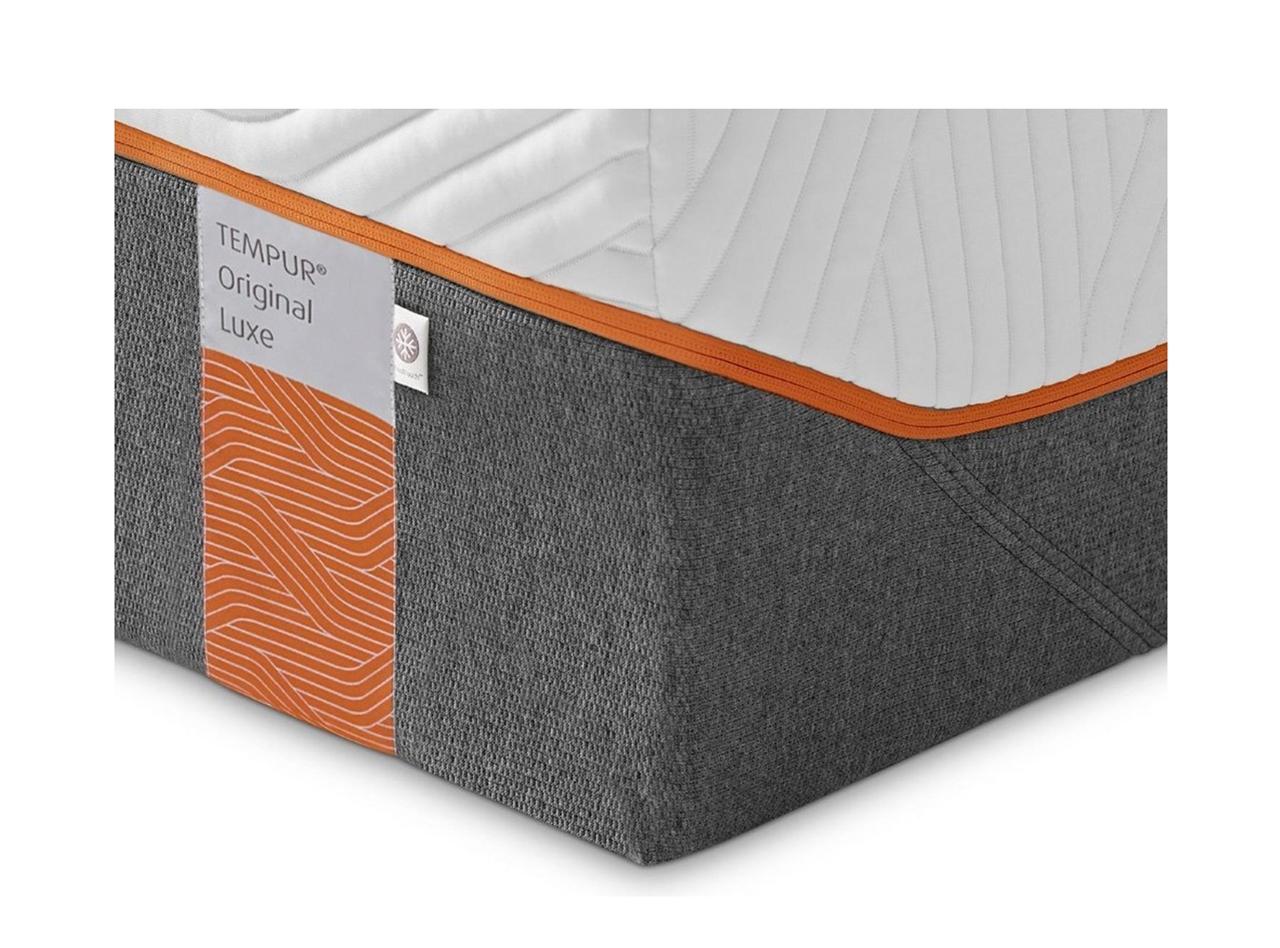 Materassi Materiale Nasa.Materassi Tempur Cooltouch Luxe Cm 80x200 H 30 Tempurcl